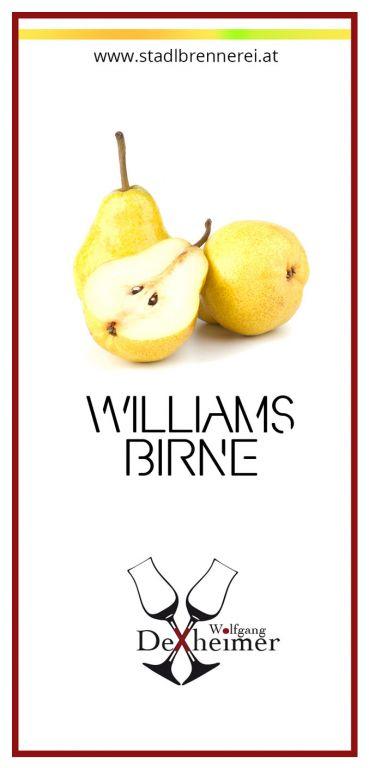 Etikett-Williams