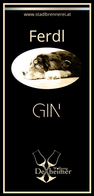 Etikett-Ferdl-Gin